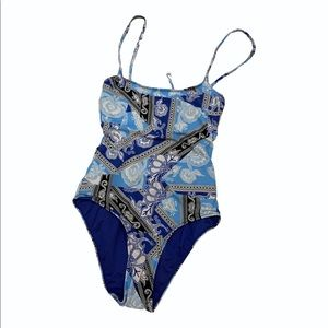 Onia x DVF Gabrielle one piece bathing suit S
